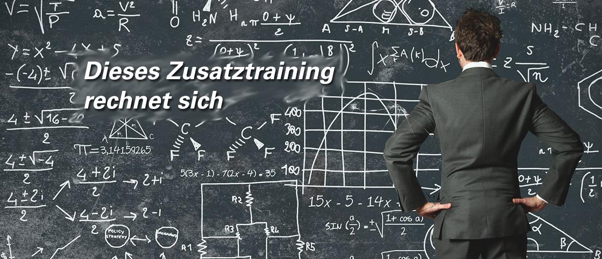 Auf dem Weg in die Berufsschule Mathematik Training