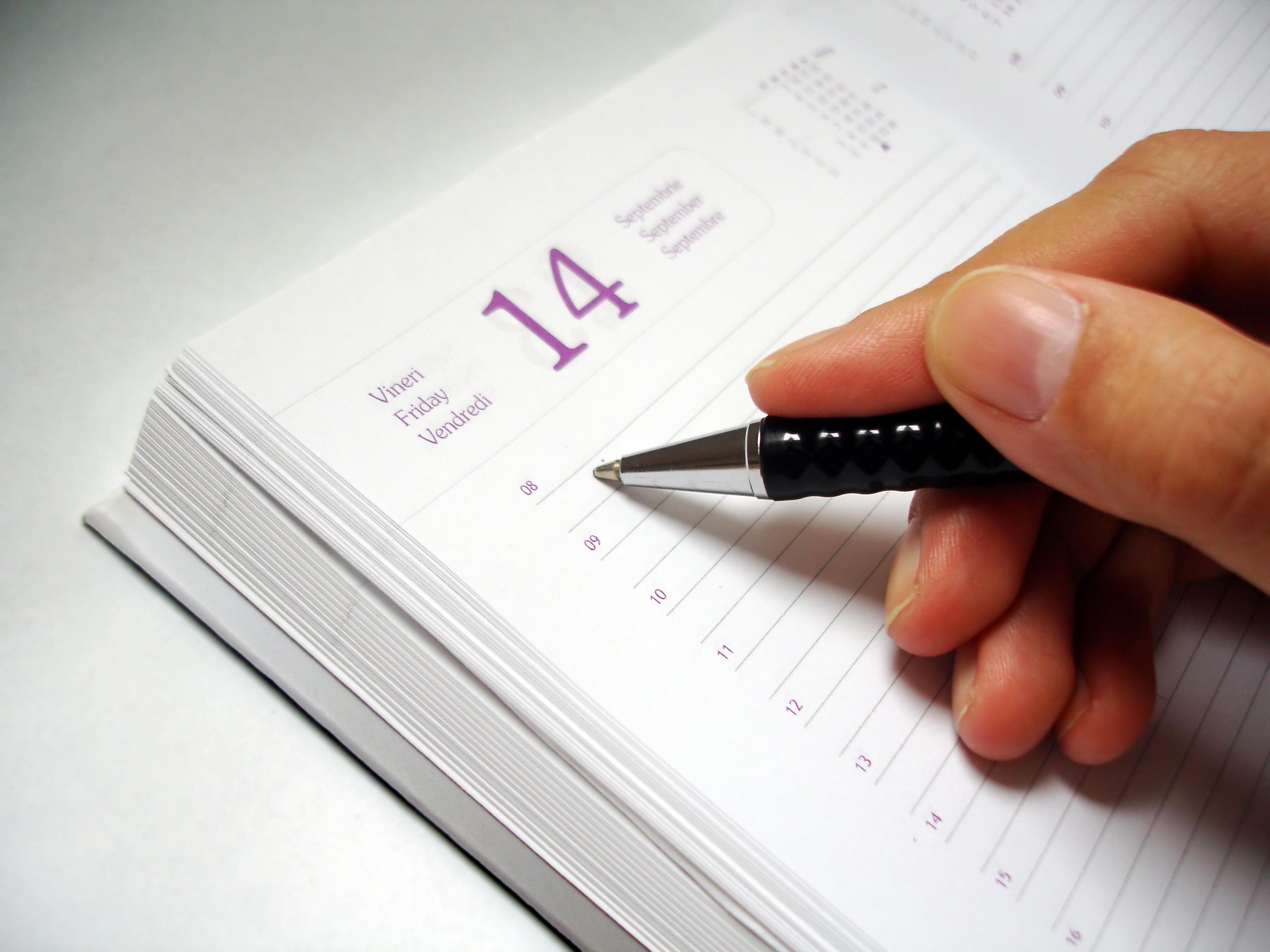 Kurs, Datum, Termin, ÜK