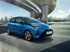 6. Toyota Yaris (Hybrid)