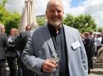 André Kunz von der Chräbel-Garage und Präsident der AGVS-Sektion Schwyz.